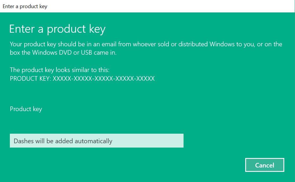 Upgrade Windows 10 Pro to Enterprise Edition |